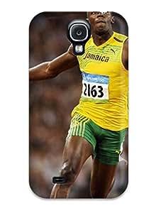 Lmf DIY phone caseHigh Quality HprMGEr1791Mlonb Usain Bolt Running Tpu Case For Galaxy S4Lmf DIY phone case