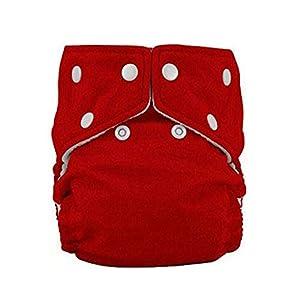 Boburyl Reuseable Washable Adjustable One Size Baby Pocket Cloth Diapers Nappy