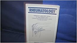 Book Rheumatology: Problems in Primary Care (Problems in Primary Care Series)