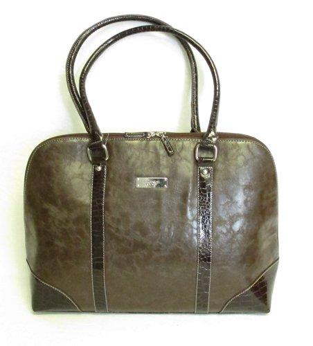 Mundi Executive Dome Carrier (Brown) - Mundi Brown Handbag