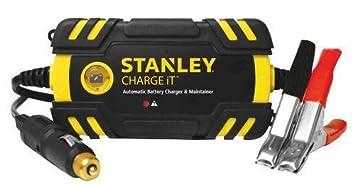 Amazon.com: Stanley - Cargador y mantenedor de batería ...
