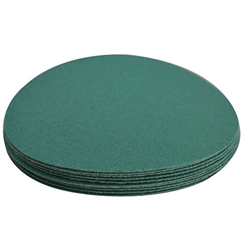 Wet Dry 5 inch Round No Hole Sand Paper Disc 320 Grit Bodykit Repair Sandpaper 10 Pcs Other GritNo. Available By IKON MOTORSPORTS