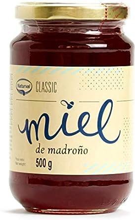 Miel de Madroño de España 500 grs - Miel Natural de abeja 100 % Pura 500 grs: Amazon.es: Alimentación y bebidas