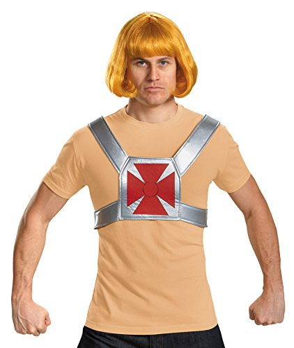 SALES4YA Mens He-Man Adult Adult Costume Accessory Kit Mens Costume