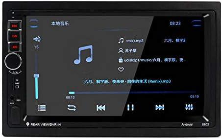 SMFYY 7 Pulgadas GPS Navigation Car WiFi, Android 8.1 Sistema de ...