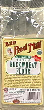 Bob's Red Mill Buckwheat Organic 22.0 OZ (Pack of 3)