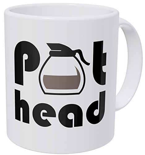 Pot Head 11OZ Funny Coffee