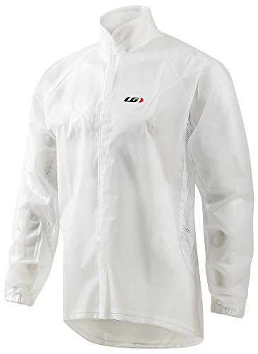 Clean imper - Clear - M (Mens Technical Cycling Jackets)