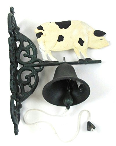 cast iron bell chimes - 9
