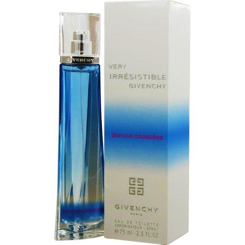 Givenchy Very Irresistible Croisiere Edition Eau de Toilette Spray for Women, 2.5 (Givenchy Gardenia Perfume)
