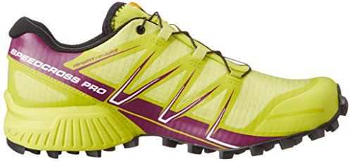 Zapatillas Multicolor Mujer Pro White Mystic Speedcross Entrenamiento Mehrfarbig Purple Gecko Green Salomon de TqEHYpw