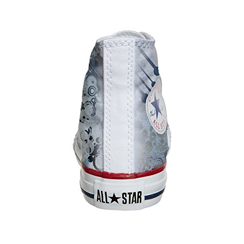 Converse Customized Chaussures Coutume (produit artisanal) Chic Fantasy