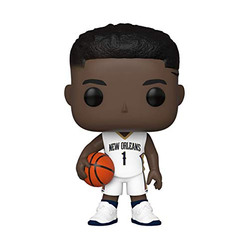 Funko- Pop NBA New Orleans Pelicans-Zion Williamson Figura Coleccionable, Multicolor (44279)