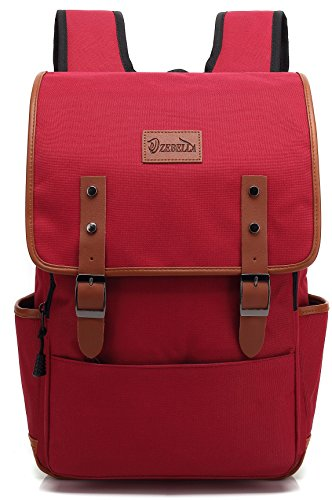 All Red Backpack - 2