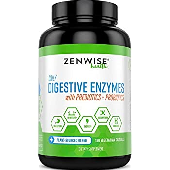 Amazon.com: #1 Digestive Enzyme Supplements Support Digestion with ...