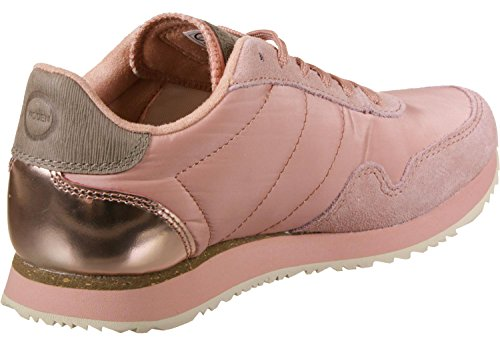 Peony Rose para II Woden Zapatillas Nora Mujer Owx6Z4q