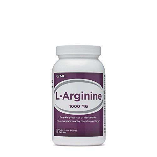Gnc L Arginine 1000 Mg