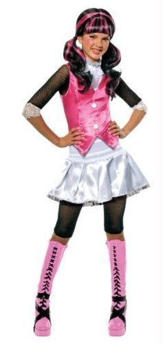 [Costumes For All Occasions RU884787LG Draculaura Child Large] (Draculaura Kids Costumes)