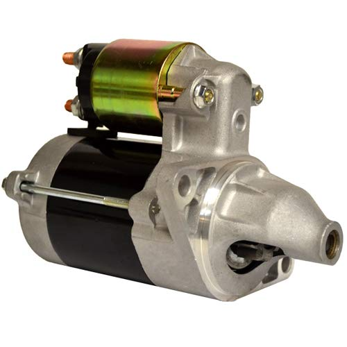 Tractor Starter Replacement Motor fits on 2243, 285, 320, 335, 345, 2243, LX178, 320, GX345, LX188, LX279, LX289 Models (John Deere Tractor Starter Motor)