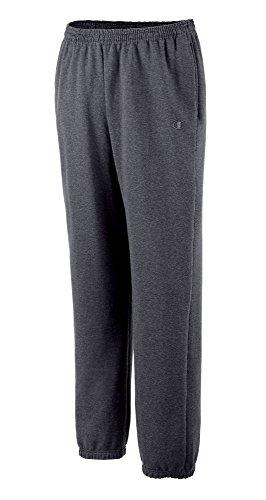 Unisex Drawcord Waist Fleece Pants - 9