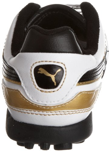 Unisex team Football Puma White Adulti Gold black Astro 7YEqrdxq