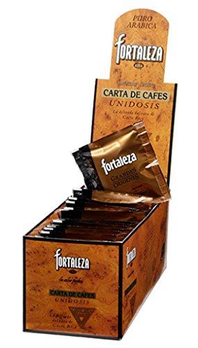 Café FORTALEZA - Cápsulas de Café Costa Rica Sistema ESE 44 - Pack 1 x 25 - Total 25 unidosis: Amazon.es: Alimentación y bebidas