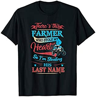 [Featured] Farmer There Is This Farmer Who Stole My Heart So Im Stealin in ALL styles | Size S - 5XL