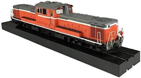 青島文化教材社 1/45 トレインミュージアムOJシリーズ No.2 ディーゼル機関車 DD51 標準仕様 プラモデル