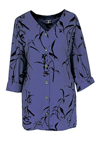 Plus Size Women's Classic Shirt, Clothing for PLUS SIZE Clothes XL 1X 2X by CIF
