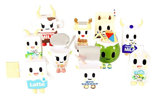 Moofia Mozzarella - Tokidoki Moofia Series 2 Action Figure