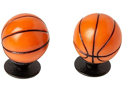 Crocs Unisex-Adult Crocs Jibbitz 3D Basket Ball, Small