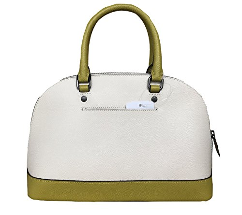 Chalk Handbag Shoulder Purse Coach Mini Inclined Women��s Sierra Chartreuse Satchel Shoulder wzn6qA6xR