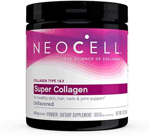 NeoCell Super Collagen Powder, Unflavored, 7 oz