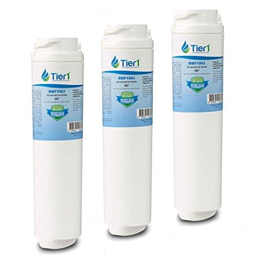 3 Pack Tier1 MSWF GE SmartWater Replacement Refrigerator Water Filter