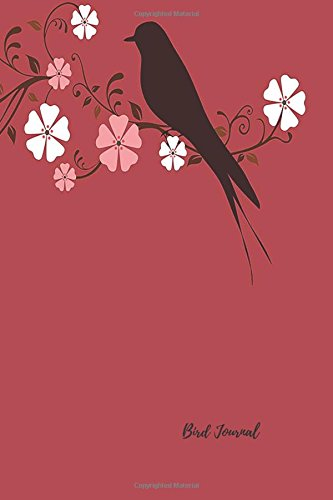 Download Bird Journal: Small Pocket 4 by 6 Mini, Lined, Ruled Paper Notebook To Write In For Men, Women, Girls, Boys, Kids & Adults. Portable Empty Writing Book Pad (Volume 9) ebook