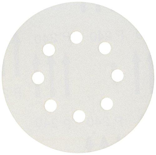 Makita 794522-7-50 5-Inch 240-Grit Hook and Loop Abrasive Disc, 50 per package