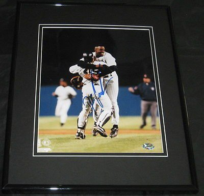 Dwight Gooden No Hitter Signed Framed 8x10 Photo SOP ()