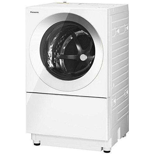 パナソニック 【左開き】7.0kgドラム式洗濯機(3.0kg乾燥付き) Cuble シルバー NA-VG700L-S