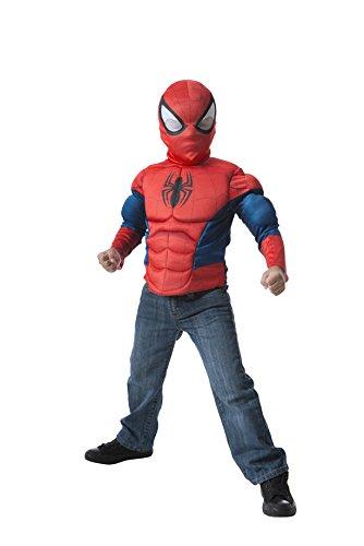 Marvel Spider-Man Muscle Chest Shirt Set