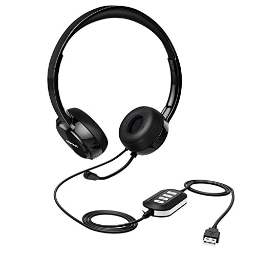 Mpow Headset Cancelling Stereo Headphones product image