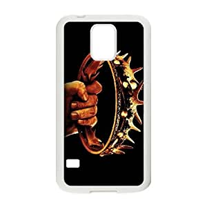 Samsung Galaxy S5 Cell Phone Case White_Game Of Thrones The Kings Throne Apbad