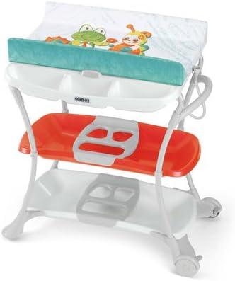 Cam Il C209 Mondo Del Bambino Table A Langer Avec Baignoire Rana 3 C220 Amazon Fr Bebes Puericulture