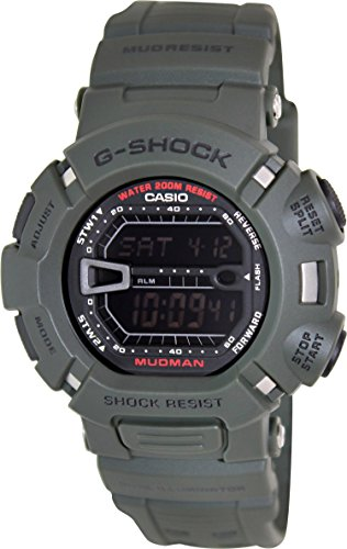 Casio G9000 3V G Shock Mudman Digital