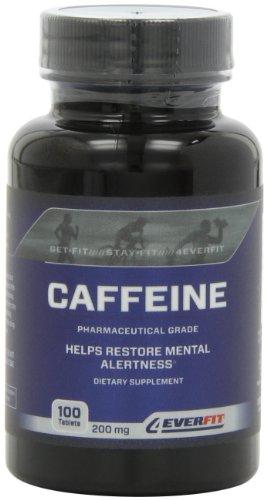 4Ever Fit caféine, 200 mg, 100 comprimés (pack de 6)