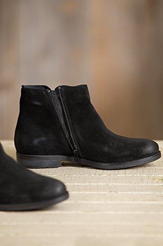 Bos. & Co. Kvinna Sheridan Vattentät Mocka Boots