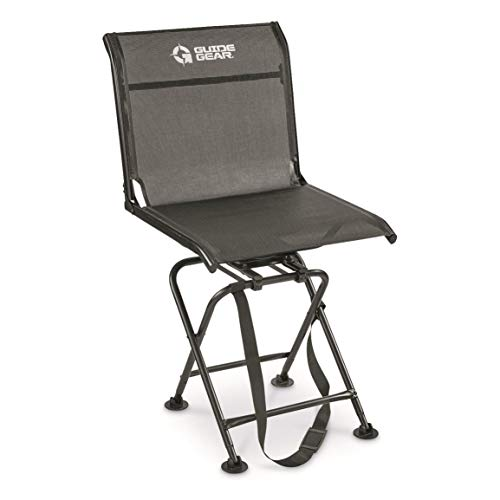 Used, Guide Gear Big Boy Comfort Swivel Hunting Blind Chair, for sale  Delivered anywhere in USA