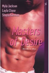 Masters of Desire Paperback
