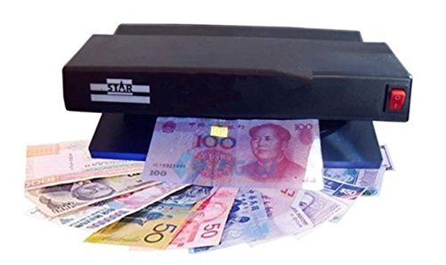 Star TK-2028 Counterfeit Fake Note Money Currency Detector for Every Office  Bank Business Use