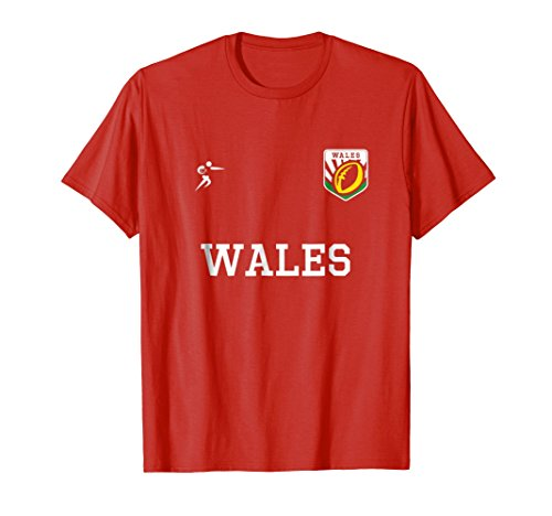 (Wales Rugby Jersey Shirt )