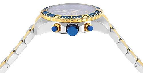 Invicta 22415 Pro dykare - Scuba herrarmbandsur rostfritt stål kvarts blå urtavla